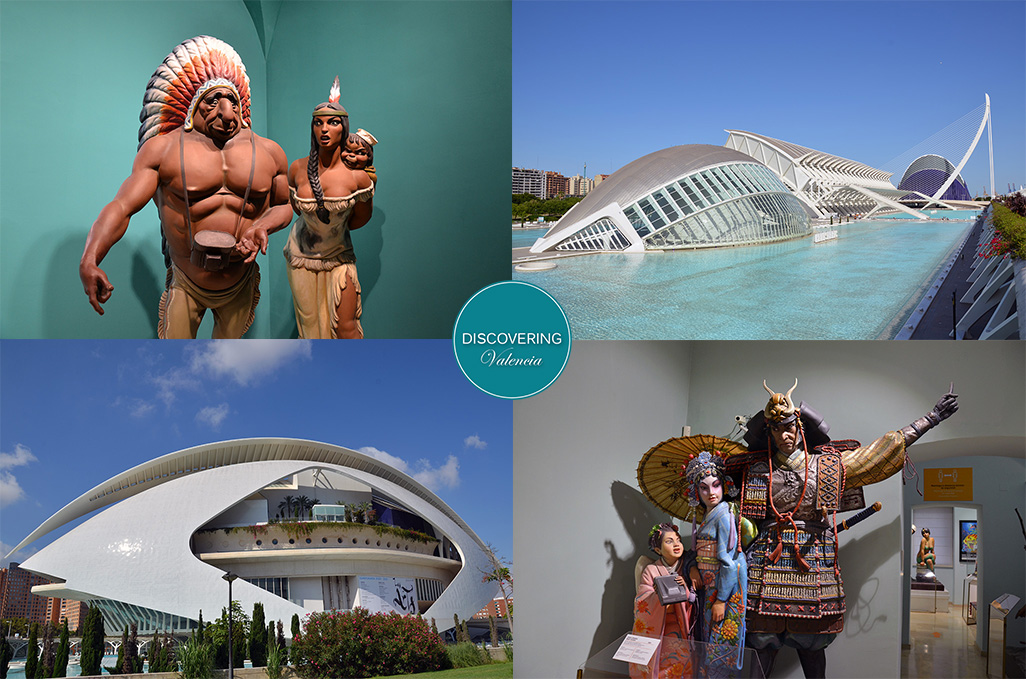 New DailyTour Valencia City of Arts and Sciences and Fallas Museum