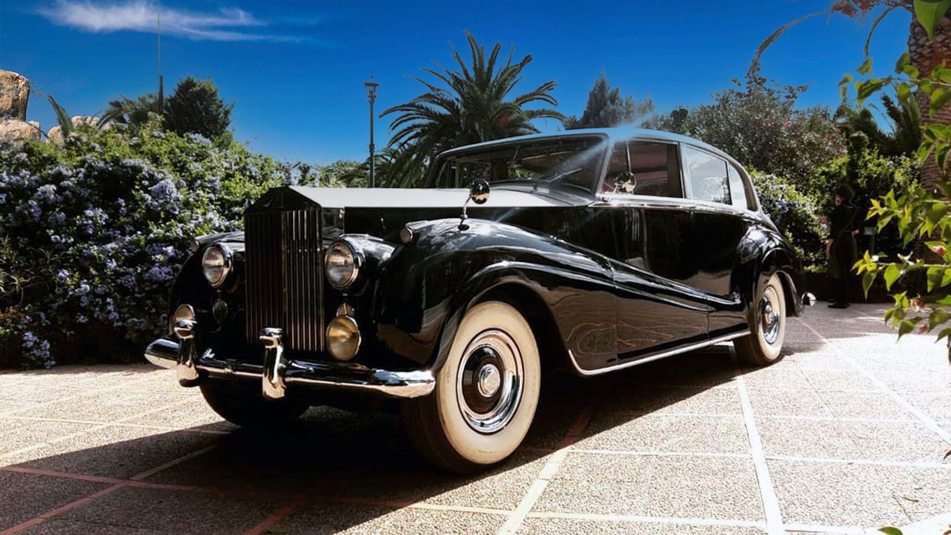 Rolls-Royce Silver Wraith 1955