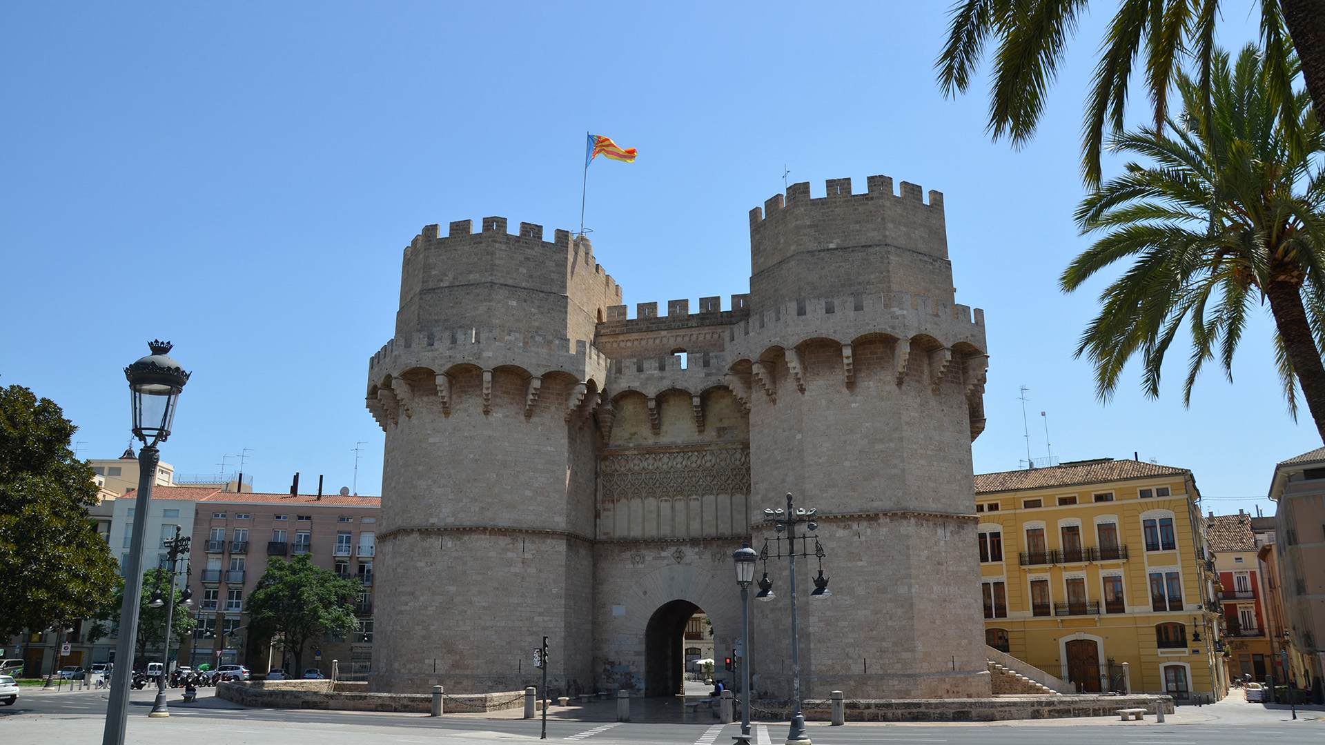 Guided Tour Valencia - Historical Center