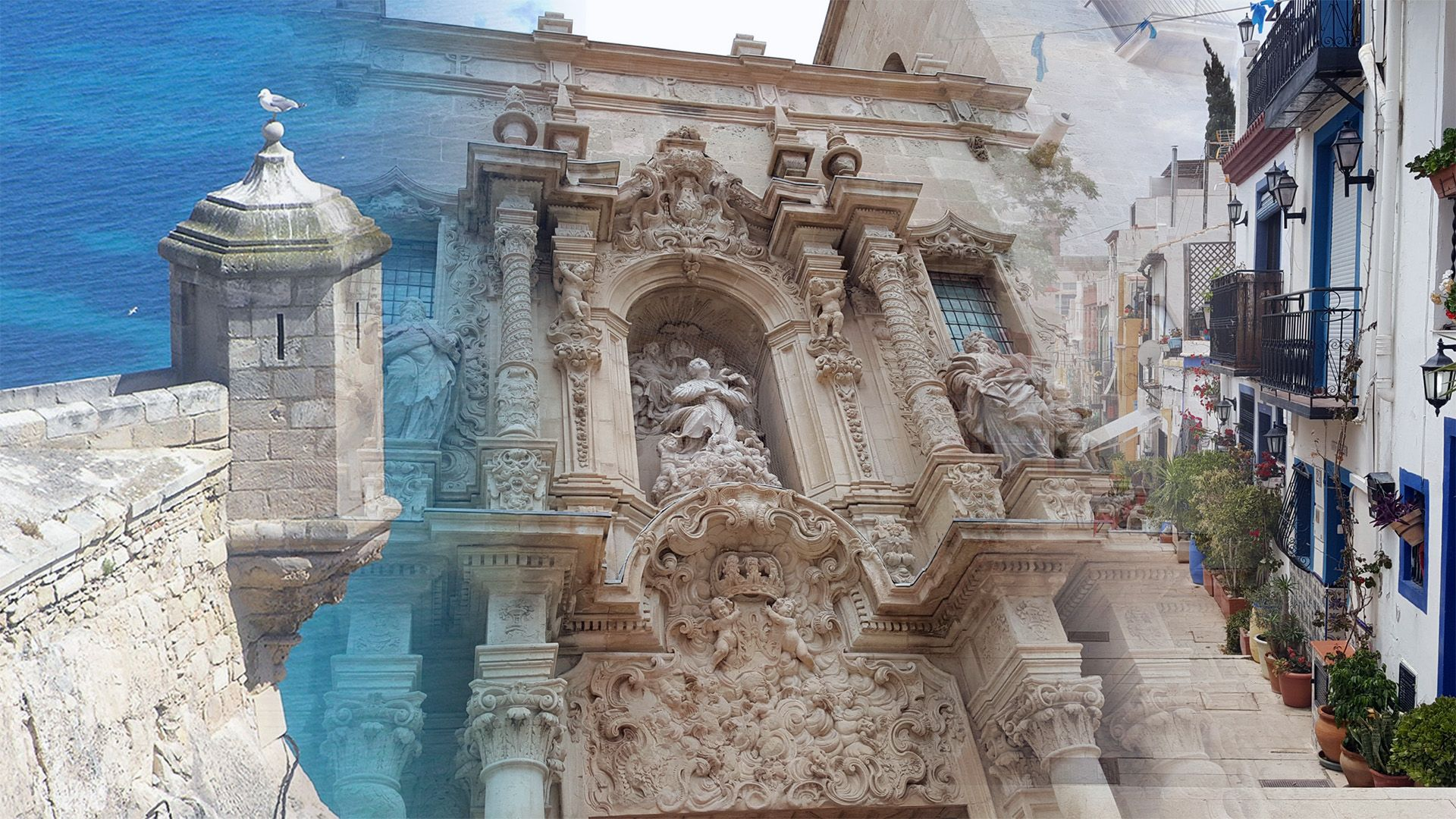 Guided Tour Alicante Highlights