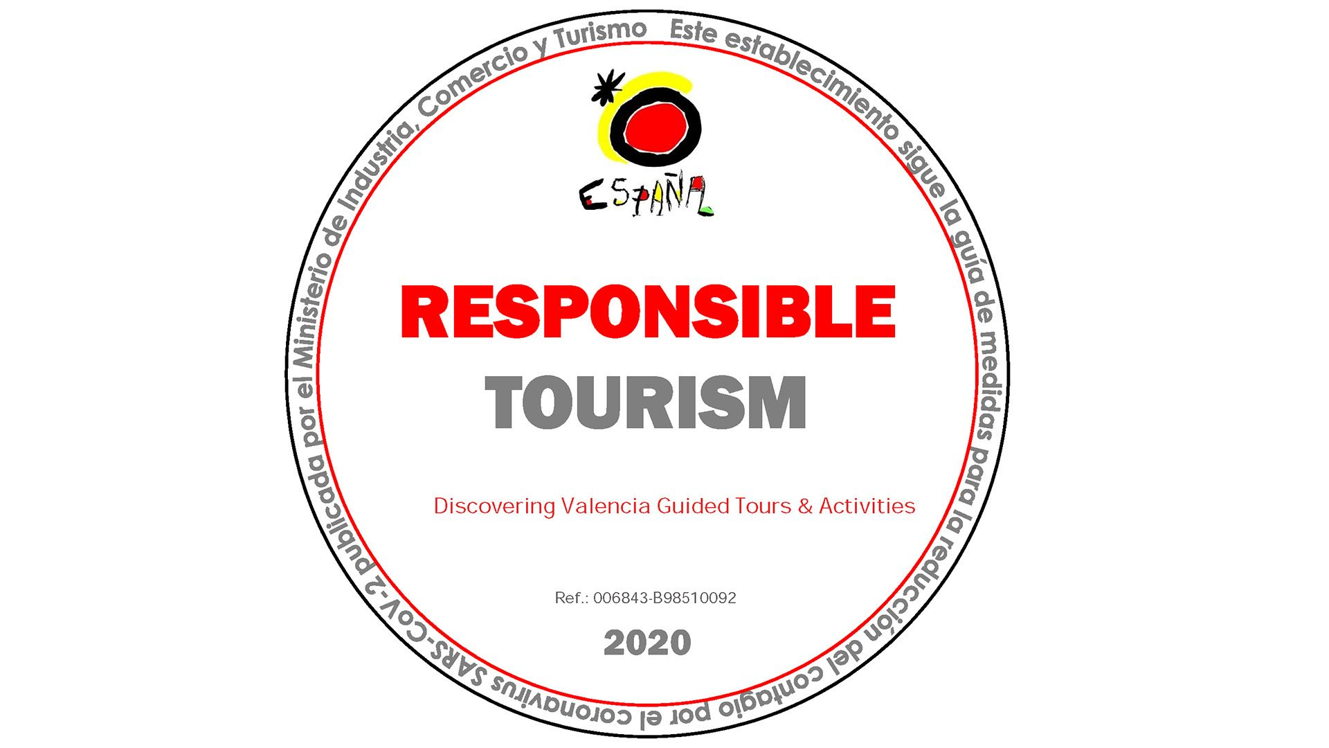 Discovering Valencia Responsible Tourism Seal of Quality