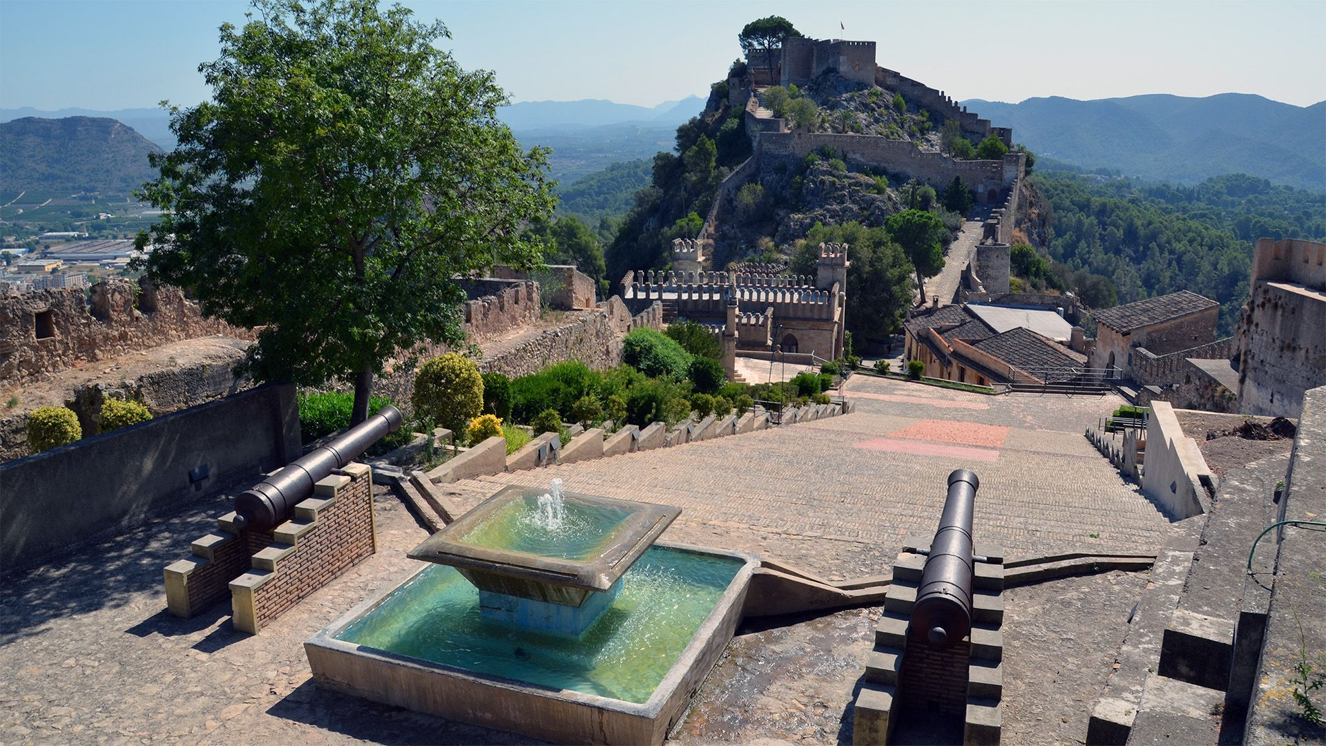 Guided Tour Jativa - the City of Borgia Popes