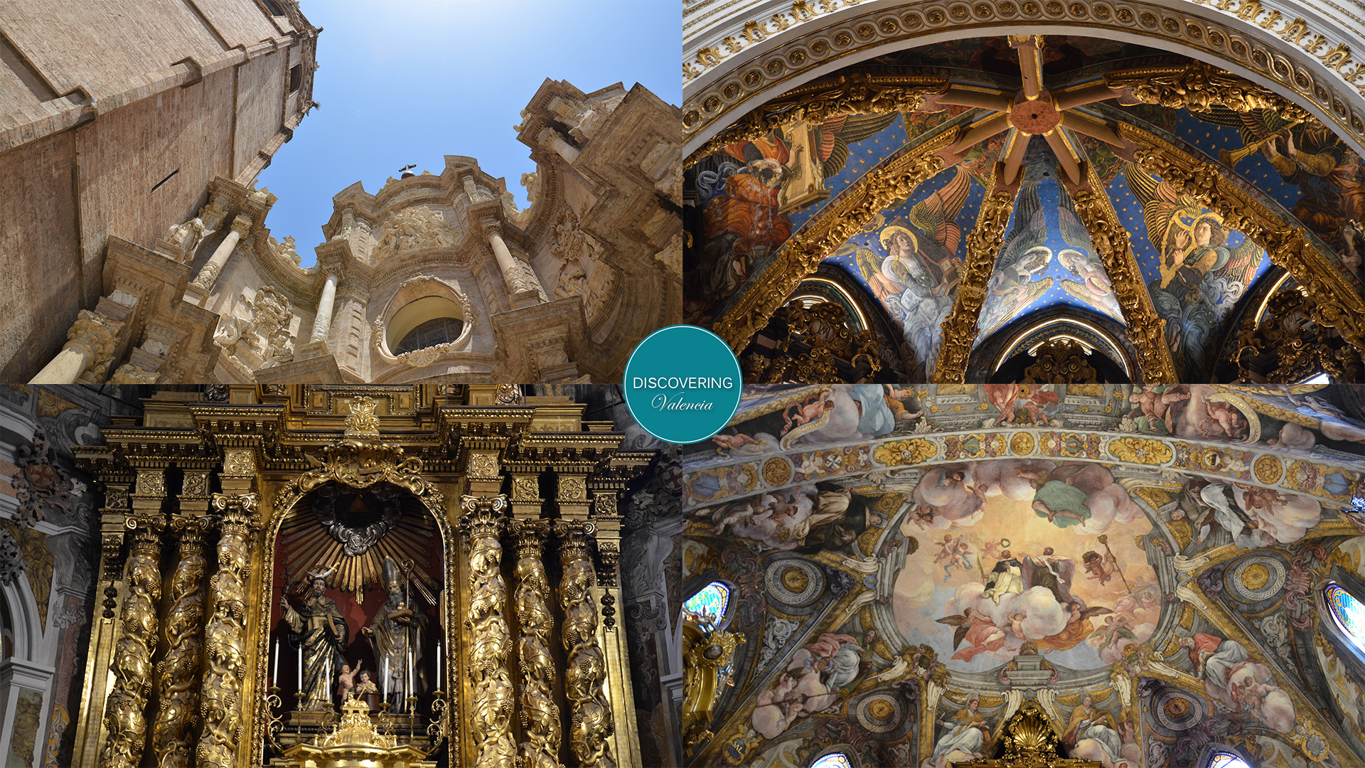 New daily guided tour Valencia - Cathedral and Saint Nicholas Church