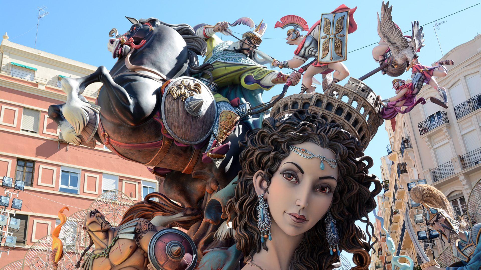 Valencia festivals, fairs and carnivals