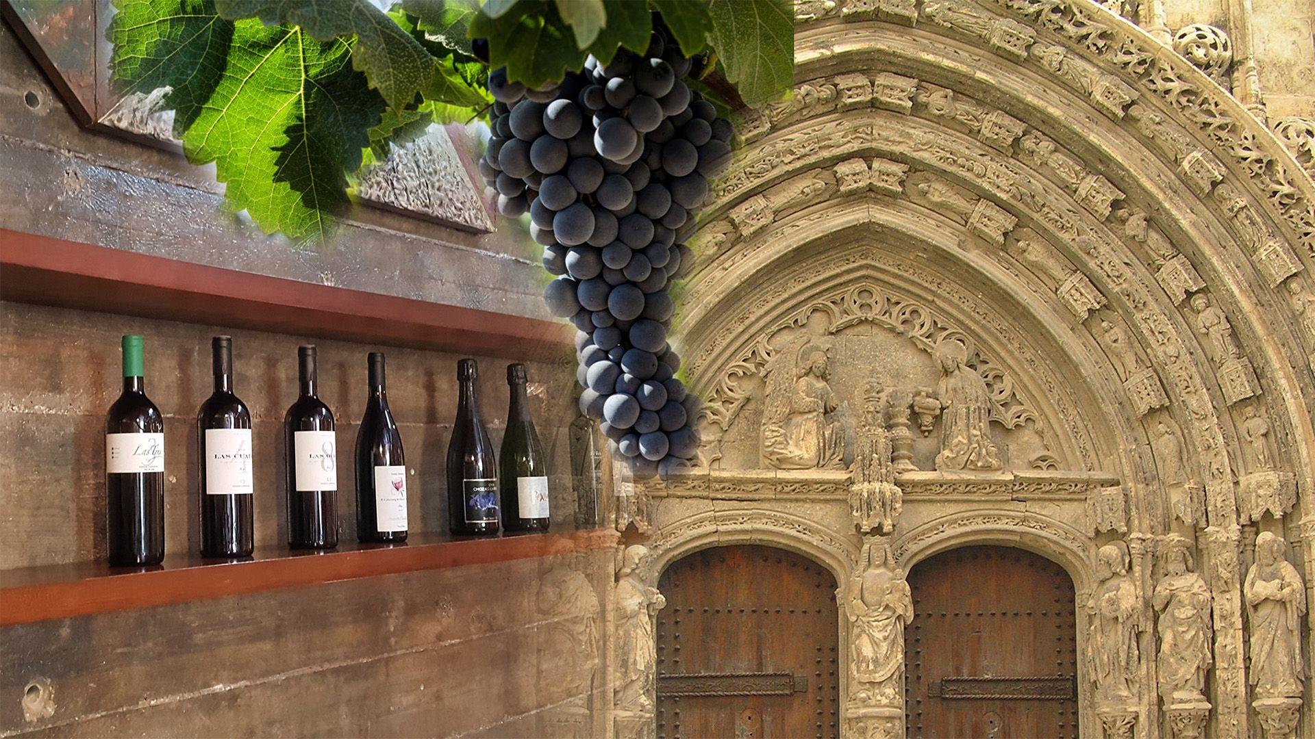 Visita guiada Requena vino e historia