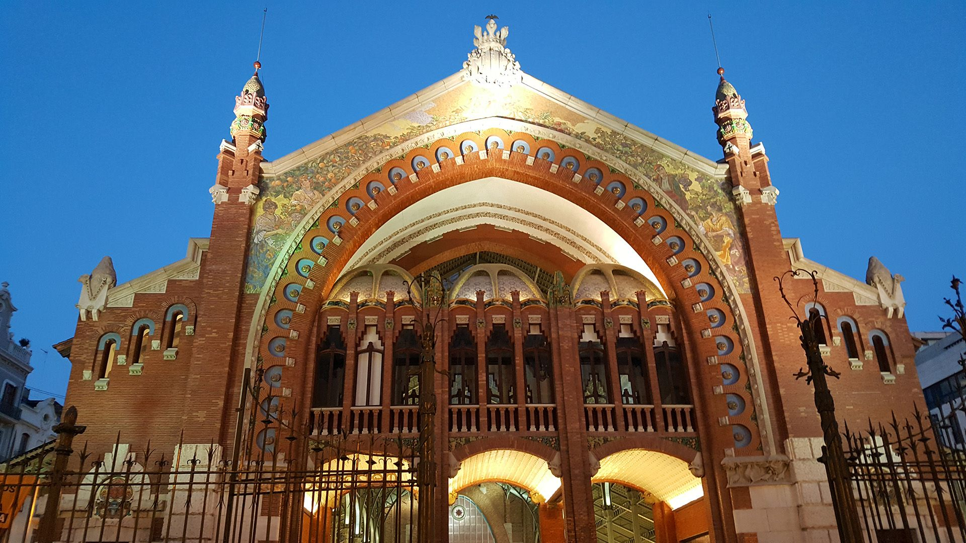 Guided Tour - The Modernist Valencia
