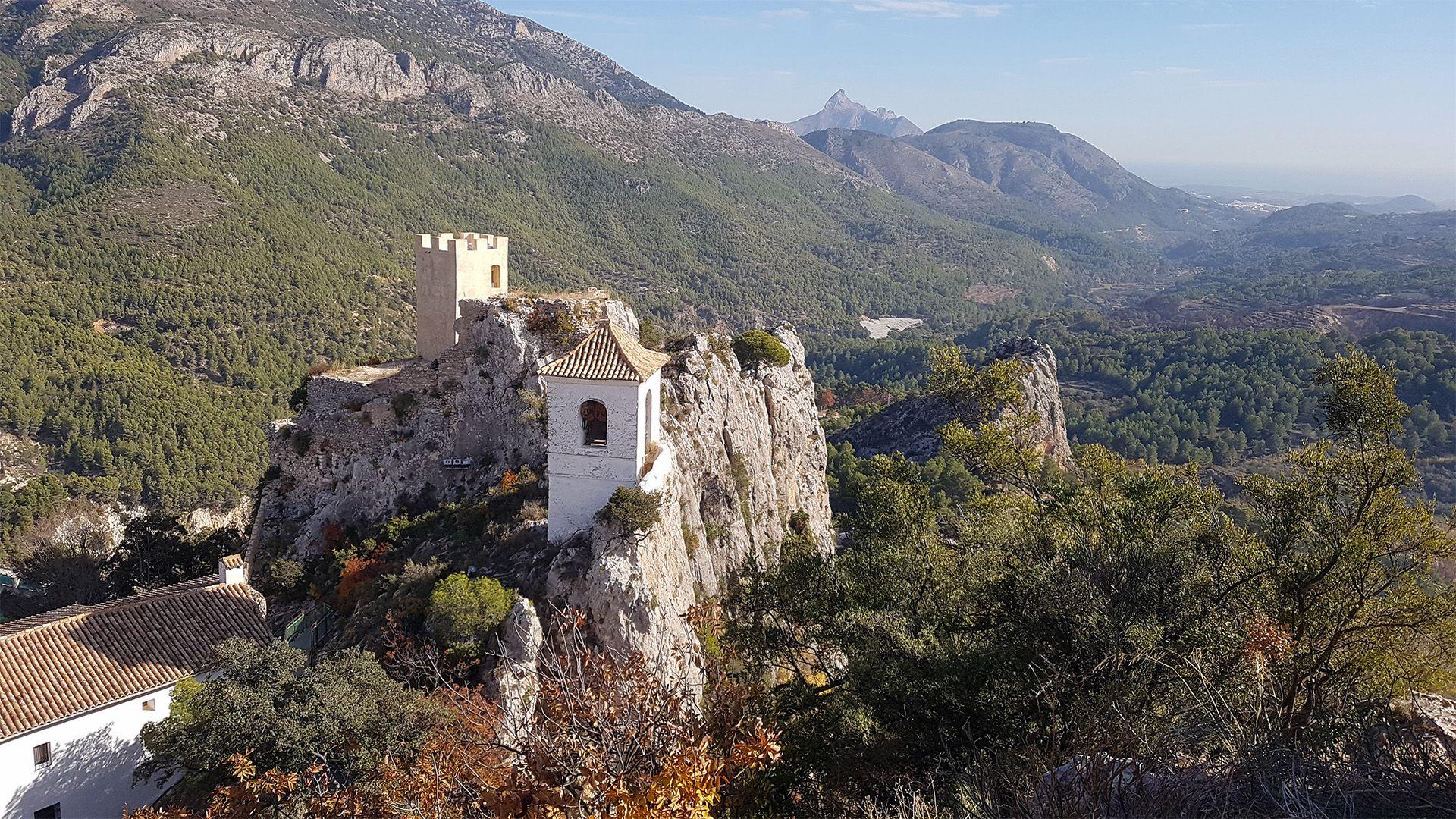 Alicante surroundings day trips