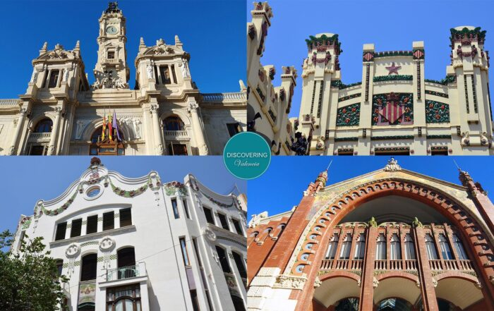 New daily guided tour The Modernist Valencia