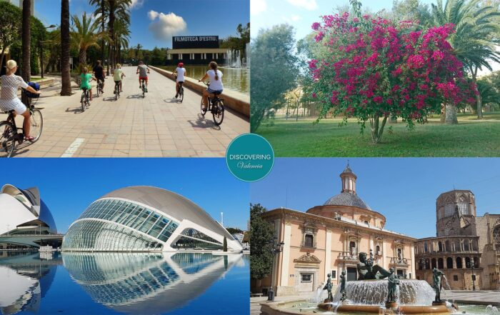 New daily Bike Tour Valencia - from the Past to the Future
